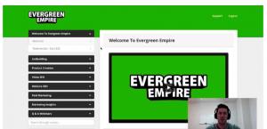 Membresía con Evergreen Empire