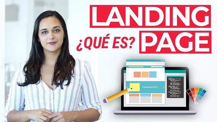 Landing page, ¿Qué es y cómo crearla de forma eficaz