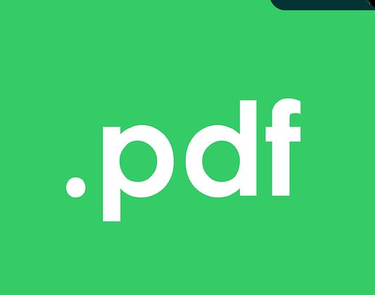 Convertir PDF a Excel fácil y rápido