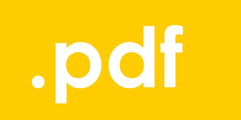 Convertir a PDF