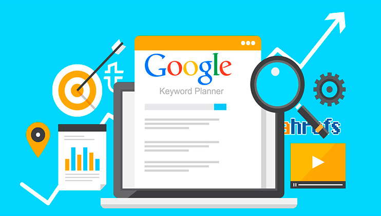 Google Keyword Planner palabras claves