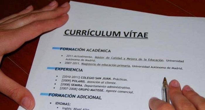 Cómo Hacer Curriculum de forma efectiva