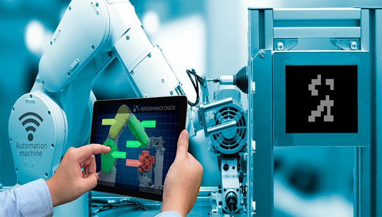 Industria 4.0 Avances