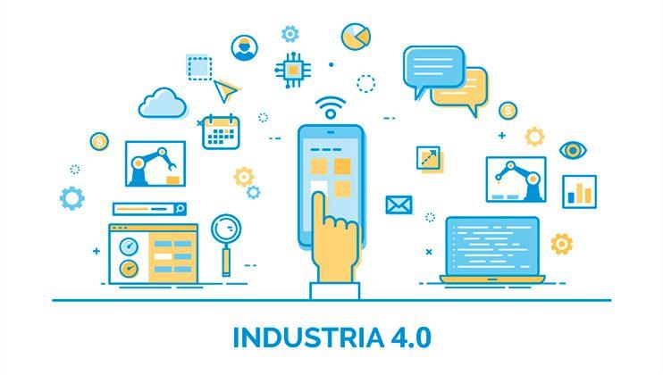 ¿Qué es la Industria 4.0 y cuál es su fin?
