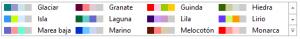 colores Microsoft