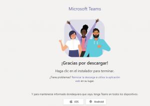 descargar Teams Microsoft