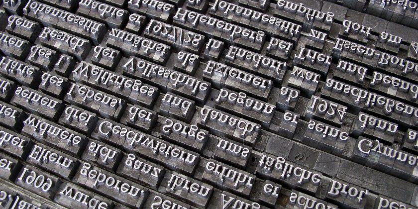 ¿Qué es una Tipografía y cómo elegir la adecuada?