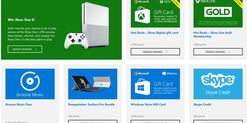 Microsoft Rewards: cómo funciona y dónde descargarlo
