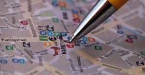 Mapa Interactivo de ubicaciones