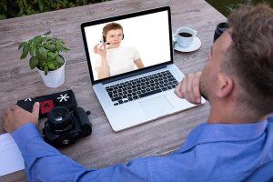 Videollamada buscar trabajo
