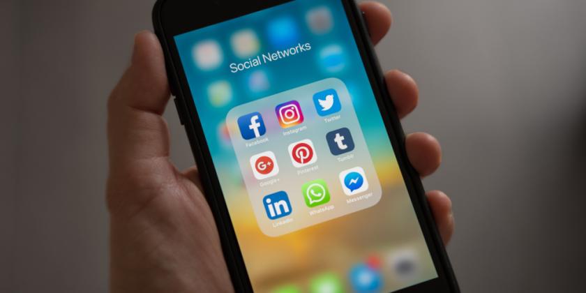 ¿Cuáles son las redes sociales más utilizadas?